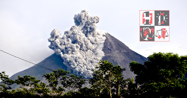 The Eruption of Mount Merapi That Altered The History of Java
