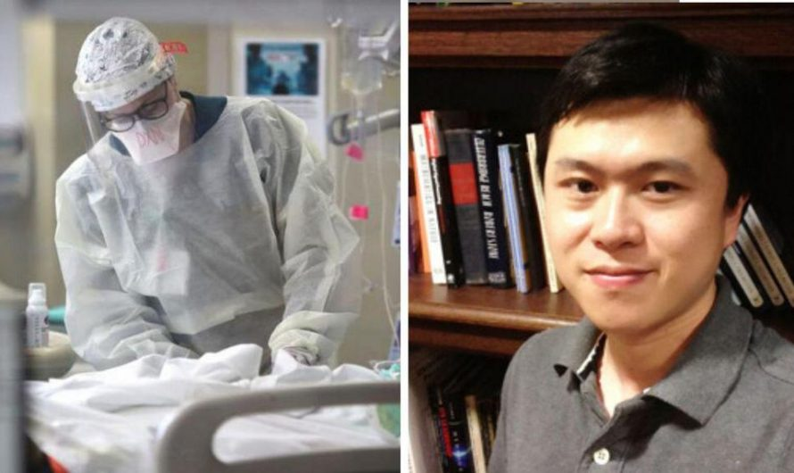 Conspiracy Allegations Behind Covid-19 & Liu's Murder