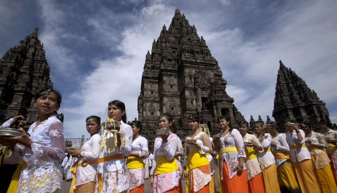 The History of Hinduism In Bali